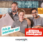 Carpetright - Oktober woonmand