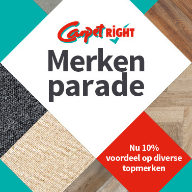 Carpetright - Merkenparade