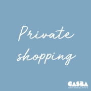 CASBA - Private shopping bij CASBA