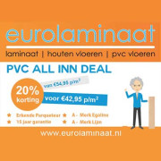 Eurolaminaat - PVC all inn deal