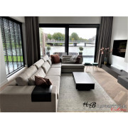 H&B Lifestyle Collection ® - Banken op maat - Design hoekbank op maat model: Milano.