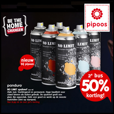 Pipoos Hazerswoude - Be the home changer