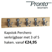 Pronto Wonen - Kapstok Perchero