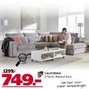 Seats and Sofas - California Loungebank